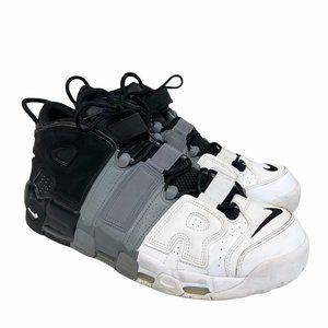 Nike Air More Uptempo 96 Tri Color Sneakers sz 13
